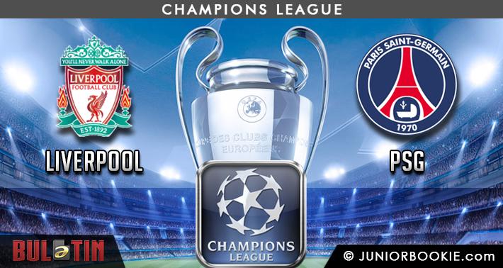 Prediksi Liverpool vs PSG