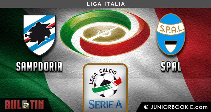 Prediksi Sampdoria vs SPAL