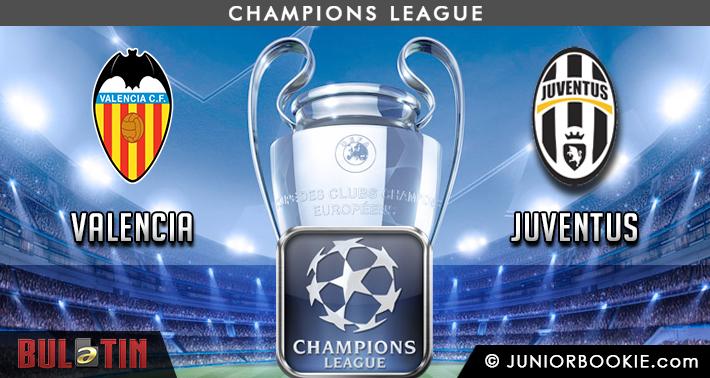 Prediksi Valencia vs Juventus