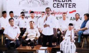 Timses Prabowo Beri Kritikan Kepada Timses Jokowi