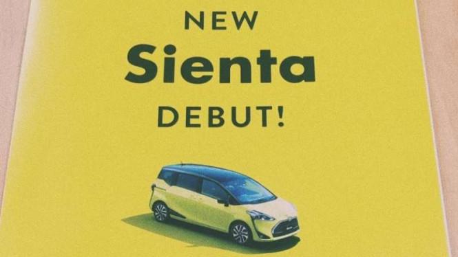 Wujud Toyota Sienta Anyar Bocor dari Sebuah Brosur
