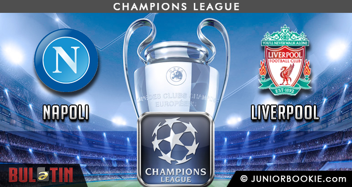 Prediksi Napoli vs Liverpool