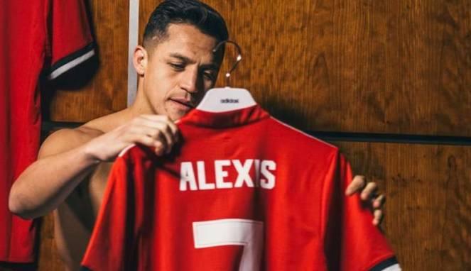 Akhir Pekan Akan Jadi Debut Pembuktian Alexis Sanchez