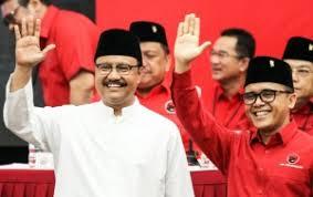Azwar Anas Mundur diri di Pilkada Jatim dalam Gelar Rapat PDIP