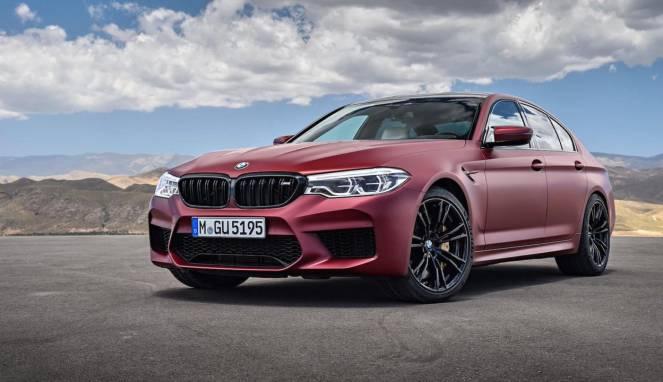 BMW Akan Meluncurkan Mobil Terbarunya Untuk Indonesia