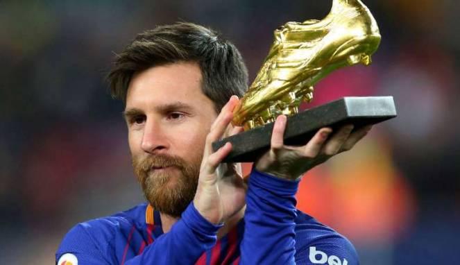 Barcelona Lipat Gandakan Gaji Messi di Atas Ronaldo