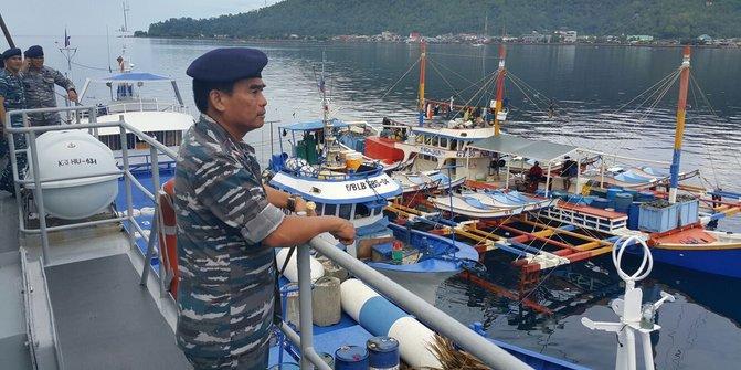 Bawang Merah Ilegal Diamankan Di Aceh