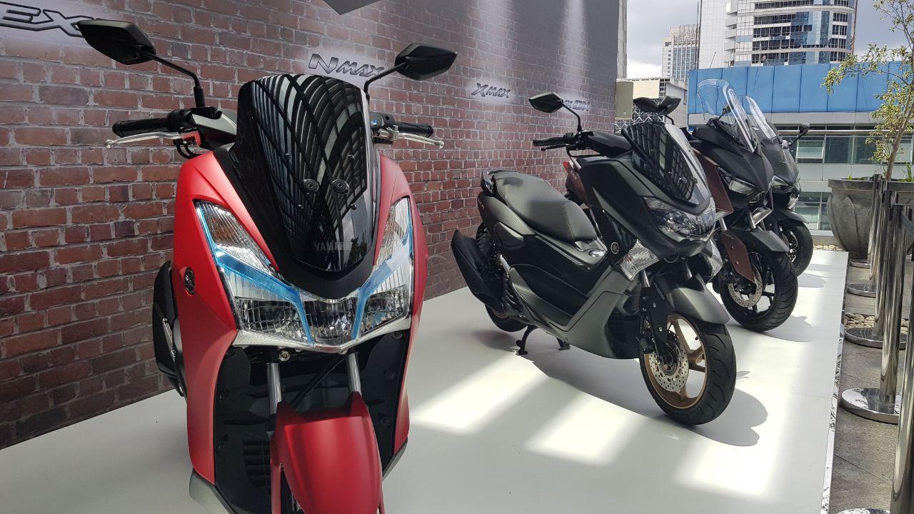 Begini Ceritanya Bisa Dibuatnya Yamaha Lexi