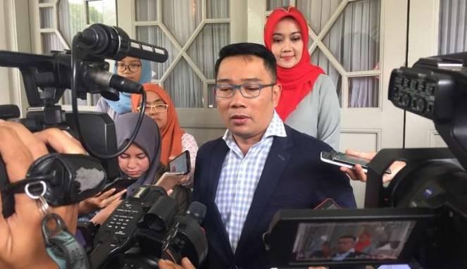 Cerita Ridwan Kamil Melihat Makhluk Mistis