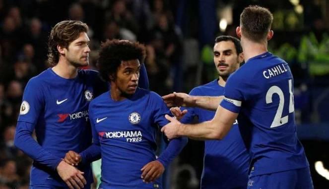 Chelsea Incar Kemenangan Untuk Geser Posisi Liverpool