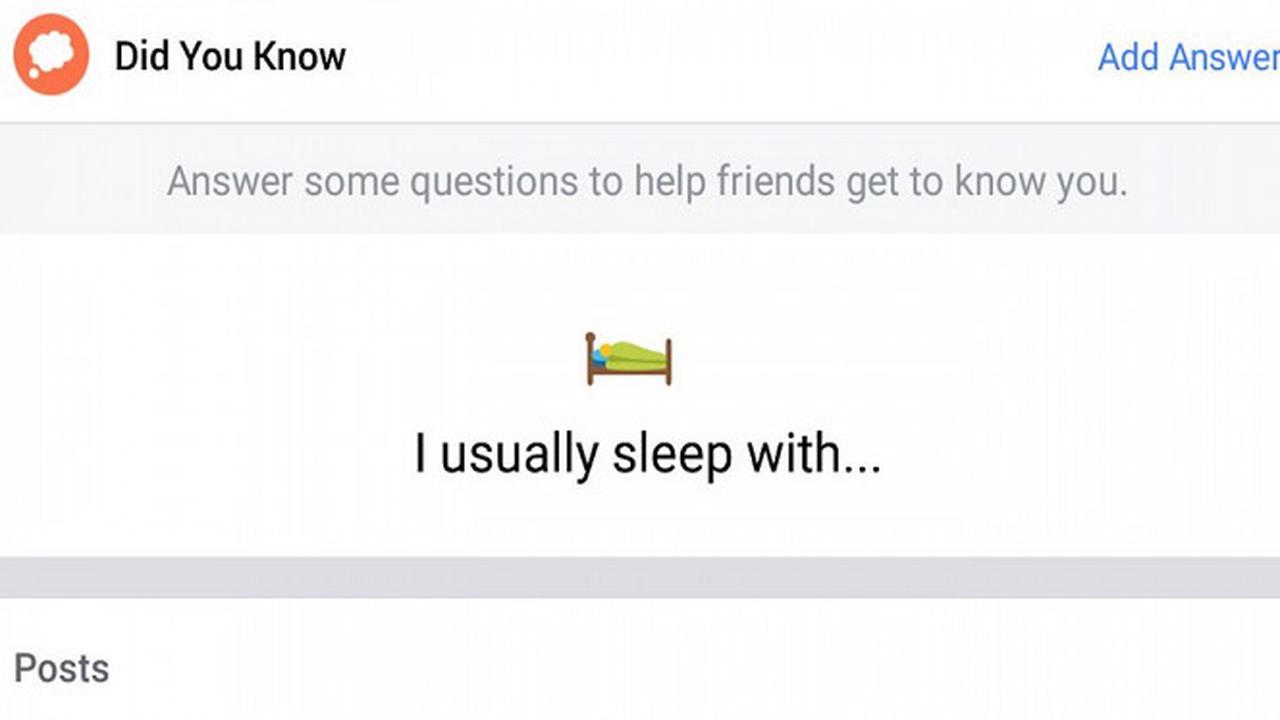 Facebook Menghapus Fitur Pertanyaan Yang Tidak Sesuai
