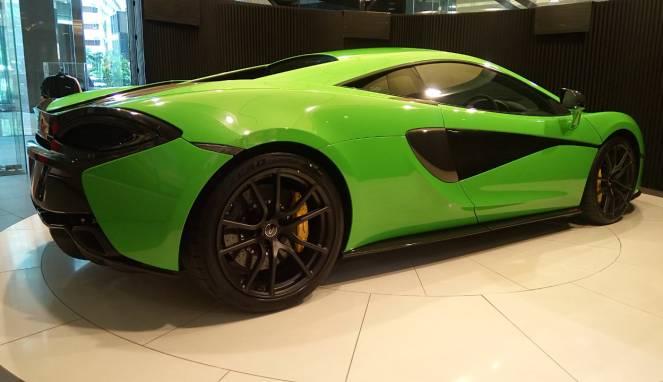 Ini Warna Mobil McLaren Yang Sering Dipakai Para Penggunanya