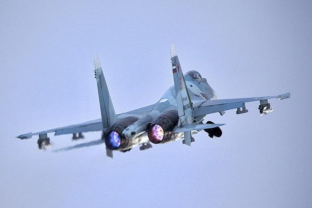 Jet Rusia Mencegat Pesawat Milik Amerika