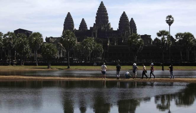 Kamboja Makin Manjakan Wisatawan Muslim yang Berkunjung
