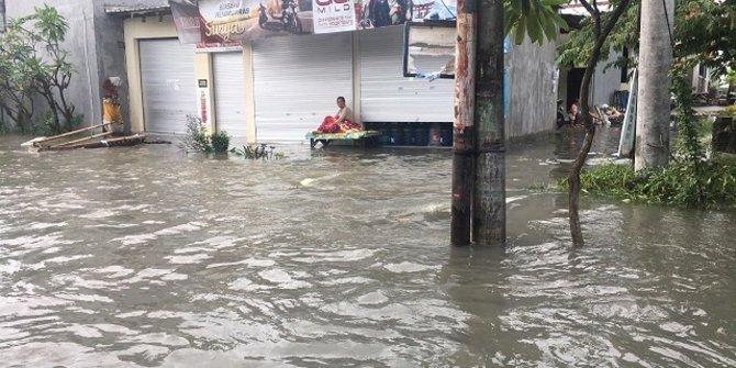 Korban Banjir Kesal Tidak Diperhatikan Pemerintah