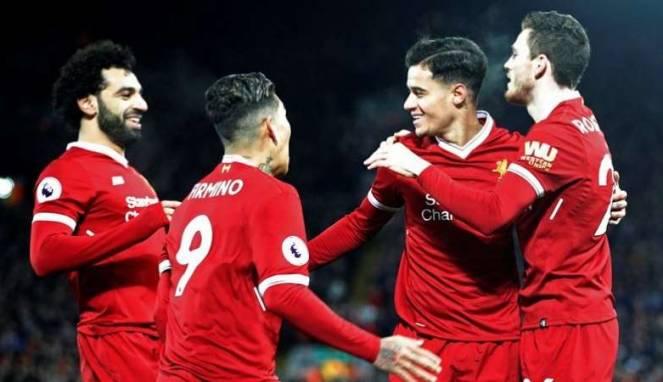 Liverpool Tebar Ancaman Jelang Jamu Manchester City
