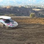Mobil Mewah Lamborghini Malah Digunakan Untuk Rally