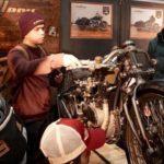 Motor Custom Bikinan Indonesia Menjadi Pusat Perhatian Publik Eropa