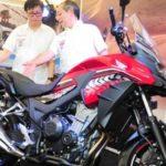 Motor Keluaran Honda Berbody Gahar Banyak Peminat Di Indonesia