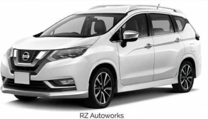 Nissan Indonesia Akan Meluncurkan Mobil Mirip Xpander