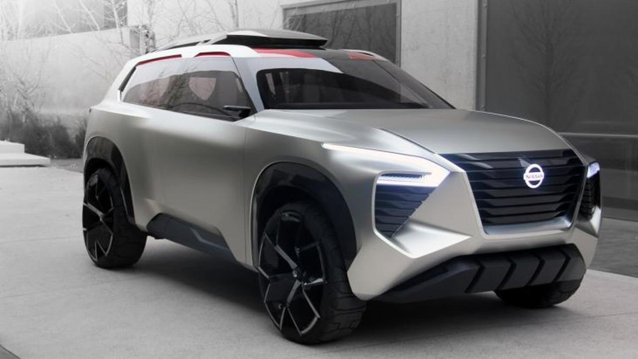 Nissan XMotion Merancang Desainnya Percampuran Antara Modern Dengan Tradisional Jepang