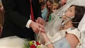 Pasien Penderita Kanker Meninggal Setlah Resmi Menikah