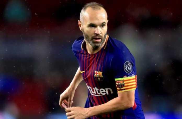 Pelatih Barcelona Kagumi Stabilitas Andres Iniesta