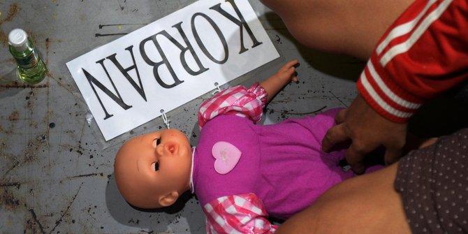 Pembuang Bayi Di Malang Mengaku Hamil DiLuar Nikah