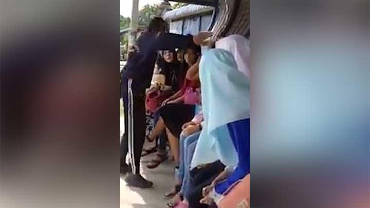 Peristiwa Wanita Indonesia Ditampar Di Malaysia
