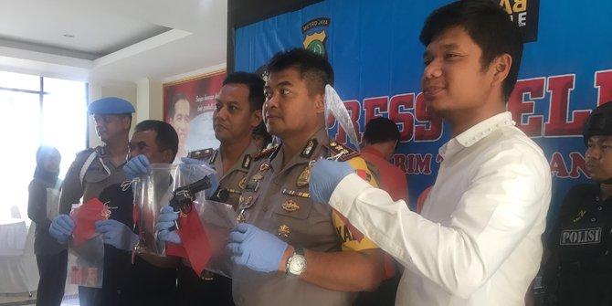 Polisi Gadungan Di Bintaro Diringkus Polisi