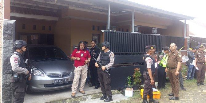 Polisi Lakukan Rekonstruksi Kasus Pembunuhan Dera