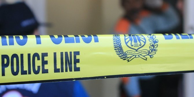 Polisi Tangkap Pengedar Mie Berformalin
