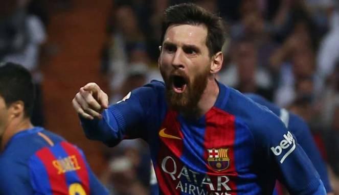 Pujian Selangit Gerard Pique Untuk Lionel Messi