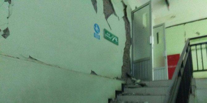 Puluhan Rumah Rusak Dan Warga Luka Ringan Akibat Gempa