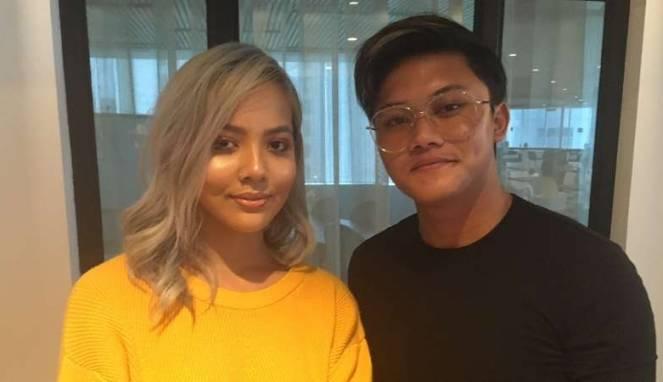 Rizky Febian Akan Ajak Penyanyi Asal Singapura Berkolaborasi