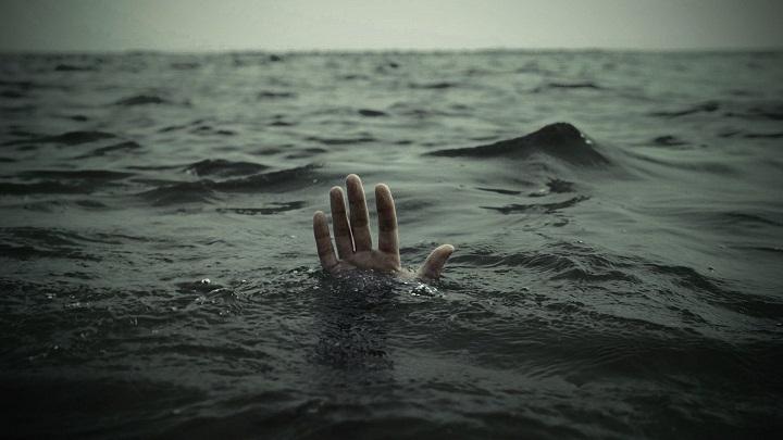 Seseorang Mendadak Terjun Ke Sungai Serayu