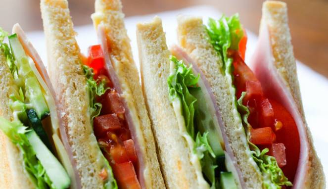 Siapa Sangka Ternyata Sandwich Tak Berdampak Baik Terhadap Lingkungan