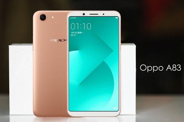Smartphone Terbaru Dari Oppo A83 Resmi Di Perjualkan Di Indonesia