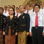 Sri Mulyani Sedang Melakukan Pengkajian Anggaran LPDP