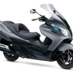 Suzuki Keluarkan Skutik Pesaing Dari PCX Dan NMAX
