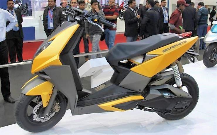 TVS Akan Menyaingi Skutik Dari Honda