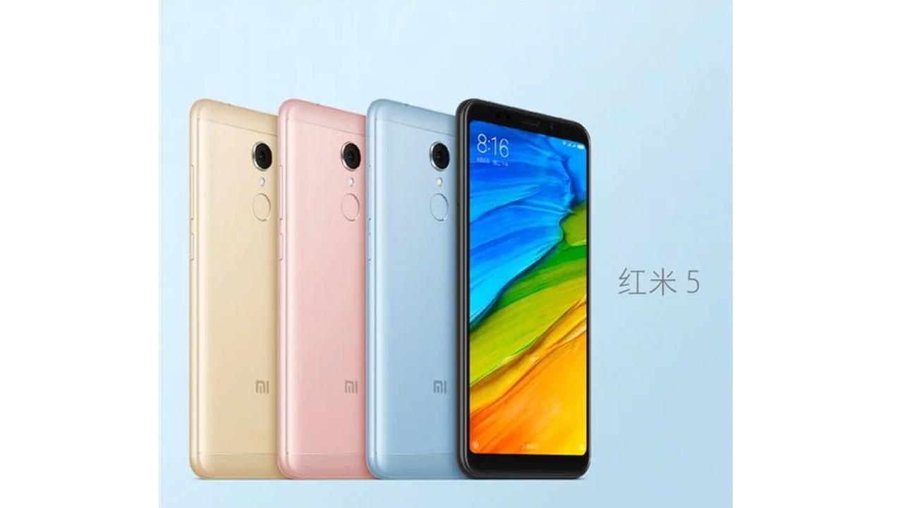 Xiaomi Redmi 5 Akan Diluncurkan Menggunakan Ram 4GB