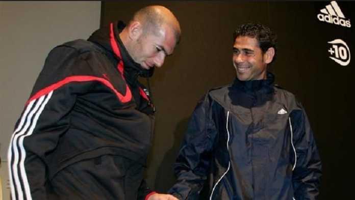 Zinedine Zidane Dapat Pembelaan Dari Mantan Kapten Madrid