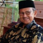 Doa Yang Terus Mengalir Untuk Mantan Presiden RI BJ Habibie