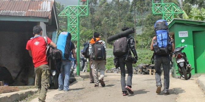 2 Pendaki Gunung Dempo Dikabarkan Hilang