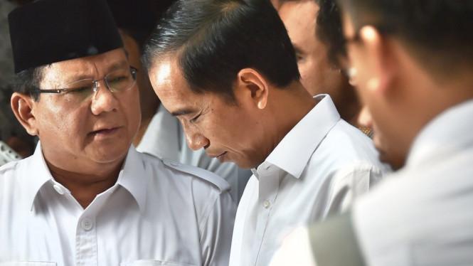 Amien Rais Menyebutkan Duet Antara Jokowi dengan Prabowo Adalah Mustahil
