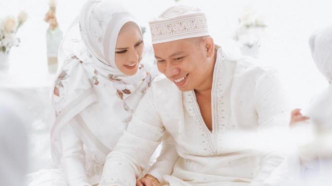 Angel Lelga Merasa Suaminya Dimanfaatkan Wanita Lain
