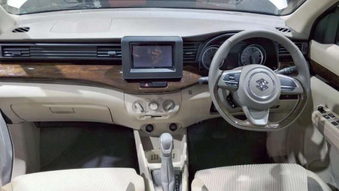 Fitur Unik Pada Suzuki Ertiga Terbaru