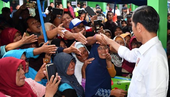 Inilah Kegunaan Tas Sembako dari Presiden Indonesia
