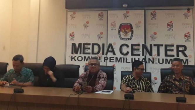 KPU Bakal Segera Menetapkan PKPI Peserta Pemilu 2019